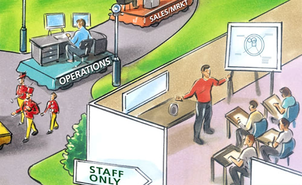 How to motivate team collaboration with vision