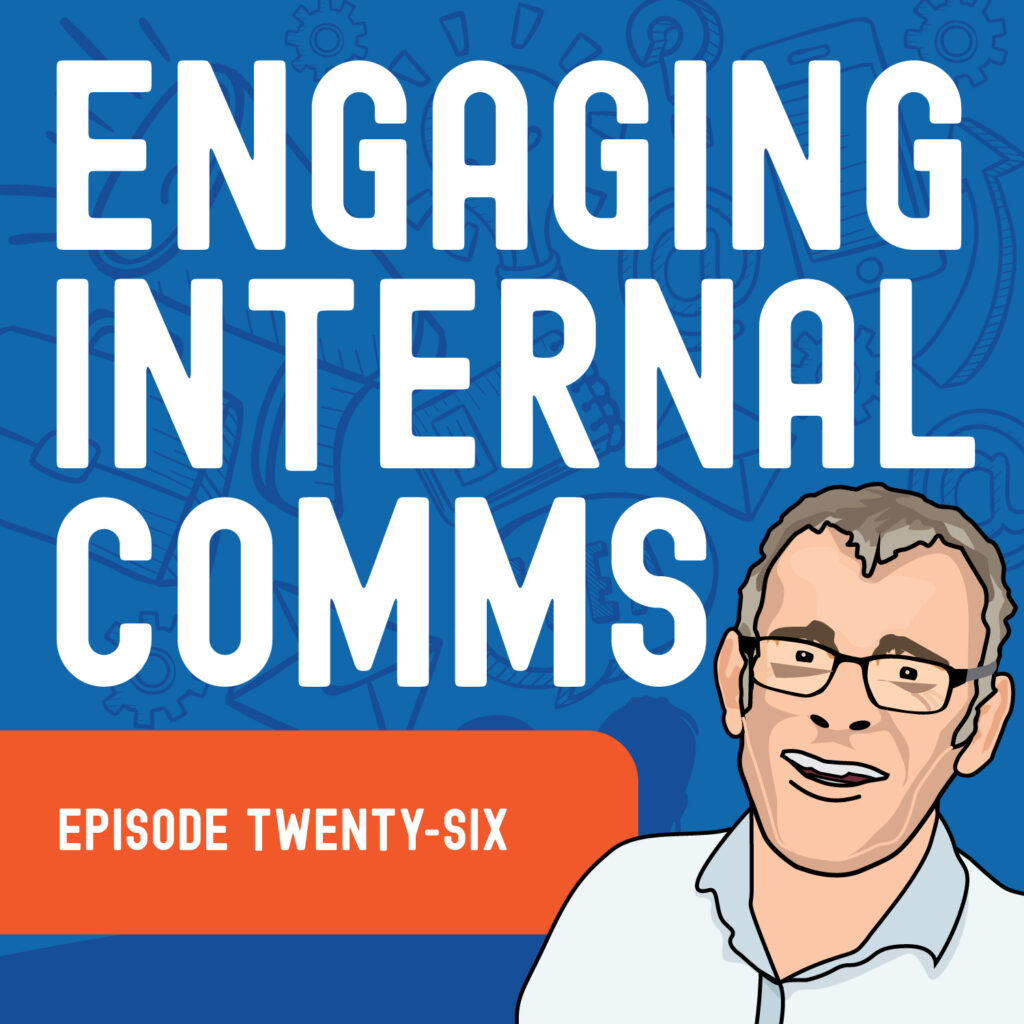 Using humour in internal comms | S1 E26