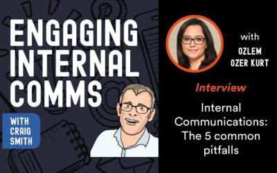 Internal Communications: The 5 common pitfalls